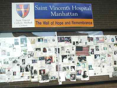 Wall of Hope and Remembrance